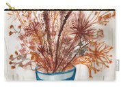 Shaylynne And Vaughn's Bouquet Carry-all Pouch