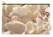 She Sells Seashells Carry-all Pouch by Kim Hojnacki