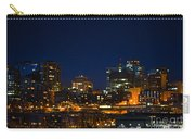 She Sparkles In The Night Carry-all Pouch