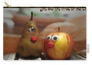 She Was The Apple Of His Eye Carry-all Pouch