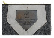 Shea Stadium Home Plate Carry-all Pouch