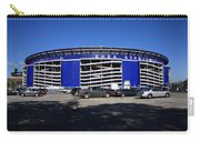 Shea Stadium - New York Mets Carry-all Pouch by Frank Romeo