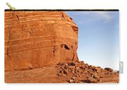 Shear Lined Cliff Carry-all Pouch