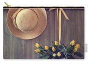Shed Door Carry-all Pouch by Amanda Elwell