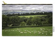 Sheep And More Sheep Carry-all Pouch