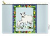 Sheep Artist Sheep Art II Carry-all Pouch
