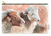 Sheep Carry-all Pouch