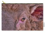 Sheep Close Up 2 Carry-all Pouch