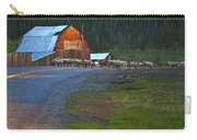 Sheep Crossing Carry-all Pouch