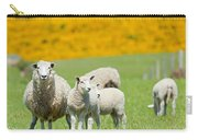 Sheep Grazing Carry-all Pouch