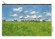 Sheep Herd Carry-all Pouch