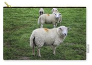Sheep On Parade Carry-all Pouch