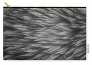 Sheepskin Carry-all Pouch