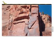 Sheer Canyon Walls Carry-all Pouch