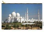 Sheikh Zayed Bin Sultan Al Nahyan Grand Carry-all Pouch