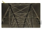 Shelby Street Bridge Details Nashville Carry-all Pouch
