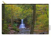 Sheldon Reynolds Falls And Kitchen Creek Carry-all Pouch