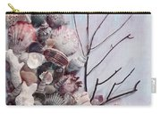 Shell Bouquet  No 6 Carry-all Pouch