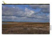 Shell Island To Figure Eight Panorama Carry-all Pouch