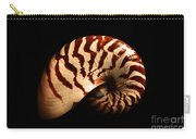Shell Pose  Carry-all Pouch