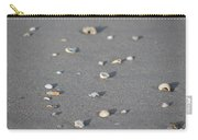 Shells On A Beach Carry-all Pouch