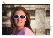 Shelly And Queen Elizabeth Carry-all Pouch