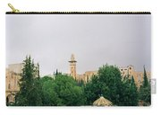 Historic Jerusalem Carry-all Pouch