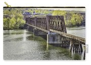 Shelton Derby Railroad Bridge Carry-all Pouch