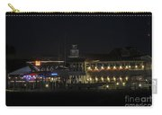 Shem Creek At Night Carry-all Pouch