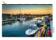 Shem Creek Sunset Carry-all Pouch