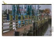 Shem Creek Wharf Carry-all Pouch