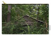 Shenandoah Log Cabin Carry-all Pouch