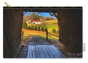 Shenandoah Virginia Covered Bridge Carry-all Pouch
