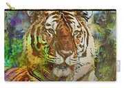 Shere Khan - Square Version Carry-all Pouch