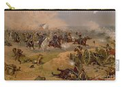 Sheridan's Final Charge At Winchester Carry-all Pouch by American School