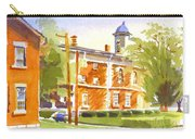 Sheriffs Residence With Courthouse II Carry-all Pouch