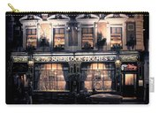 Sherlock Holmes Pub Carry-all Pouch