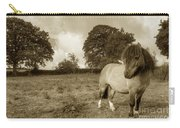 Shetland Pony  Carry-all Pouch
