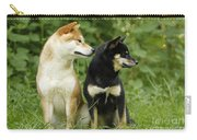 Shiba Inu Dogs Carry-all Pouch