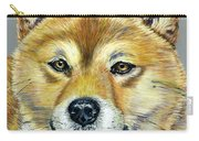 Shiba Inu - Suki Carry-all Pouch by Michelle Wrighton