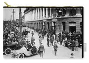 Shibe Park 1914 Carry-all Pouch by Bill Cannon