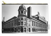 Shibe Park In Black And White Carry-all Pouch