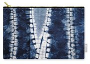 Shibori 3 Carry-all Pouch