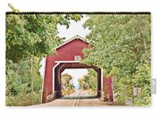 Shimanek Covered Bridge Carry-all Pouch