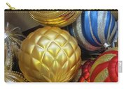 Shimmering Bauble Carry-all Pouch