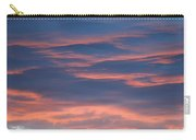 Shimmering Clouds Carry-all Pouch