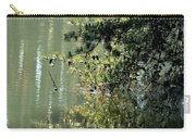 Shimmering Pine Carry-all Pouch