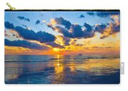 Shimmering Sundown Carry-all Pouch