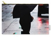 Shine Of Streets Carry-all Pouch