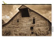 Shingle Barn Sepia 1 Carry-all Pouch